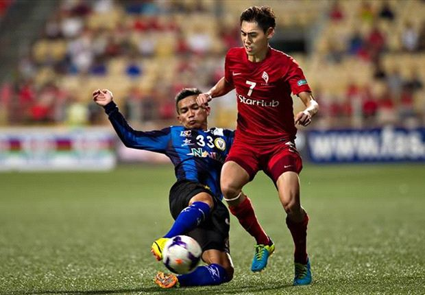 Aide Iskandar is giving Gabriel Quak every chance of making it to the SEA Games.