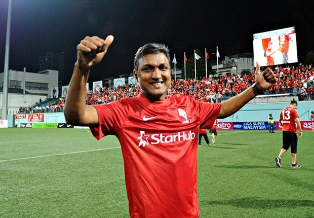 The former LionsXII coach is under pressure after a less-than-ideal season so far.
