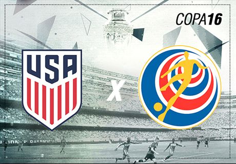 LIVE: USA vs Costa Rica