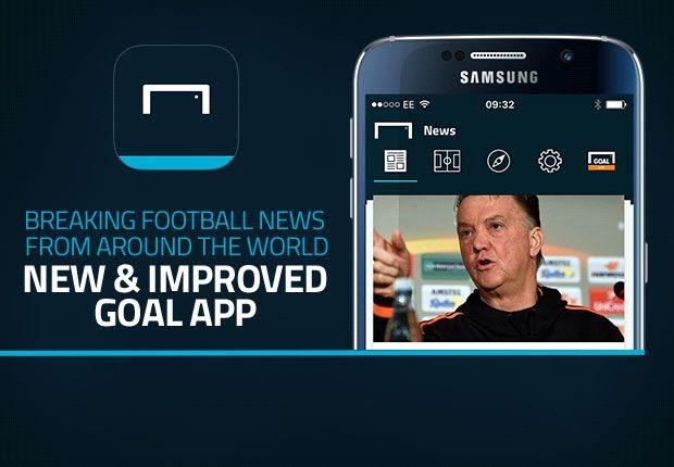 New Goal App