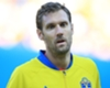 Schweden bangt um Torwart Andreas Isaksson