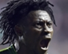 EXTRA TIME: Obafemi Martins donates reading materials to Chinese students