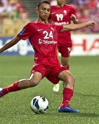 Faris Ramli, Singapore International