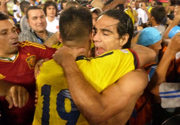 Los equipos que pueden ser cabezas de serie de Brasil 2014