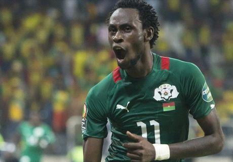 Pitroipa: Burkina Faso can win Afcon