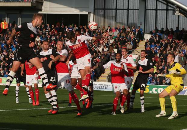 League Two Round-up: Parkin leveller ensures draw between top two