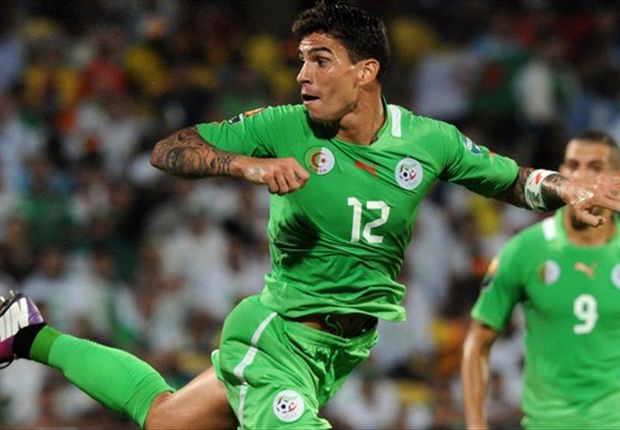 Nigeria top World Cup qualification group after sinking Algeria