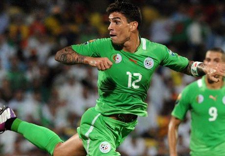 'Algeria have a chance of qualifying'