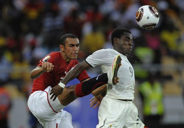 Ghana busca jugar su tercer Copa del Mundo consecutiva.