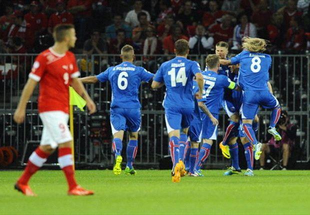Swiss jadi juara Grup E, disusul oleh Islandia.