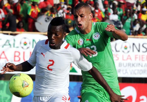 World Cup Playoff Preview: Algeria - Burkina Faso
