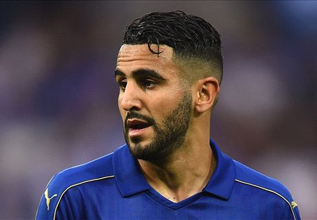 Ranieri: Mahrez has to stay at Leicester