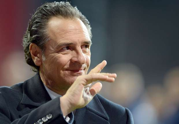 Prandelli: Italy must be top seeds