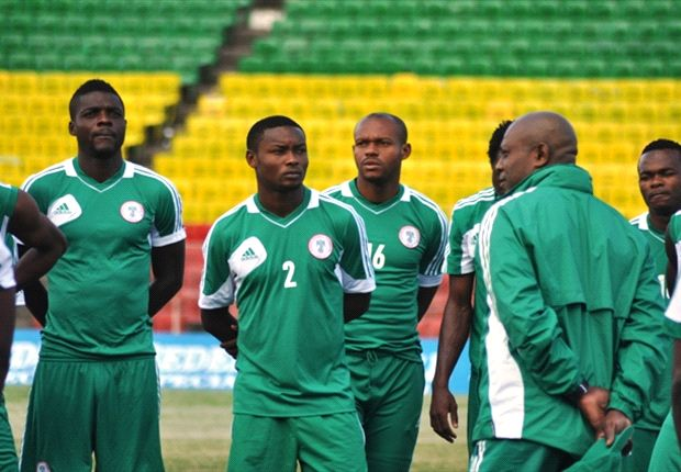 Stephen Keshi takes one game at a time