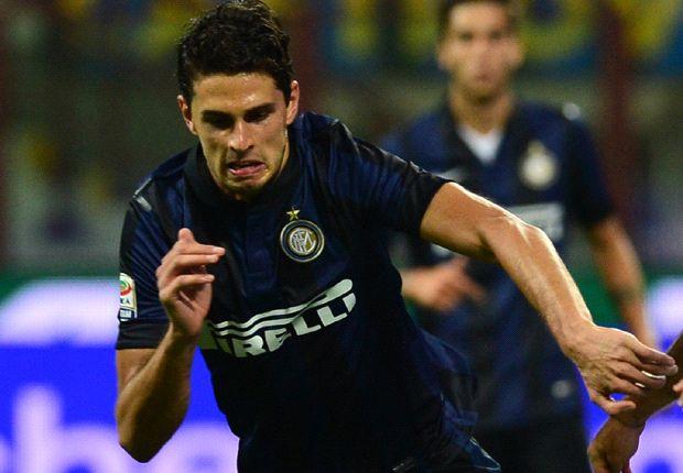 Andrea Ranoicchia, difensore centrale dell'Inter