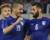 Italy 2-0 Finland: Candreva stars