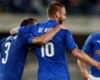 Goal e grinta: De Rossi scalza Motta