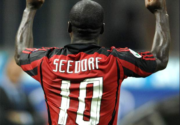 Seedorf Aiming For The Double