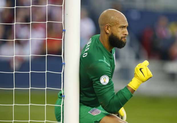 Everton goalkeeper Howard released from USA squad