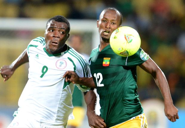 Ethiopia 1-2 Nigeria: Emenike double breaks host's heart