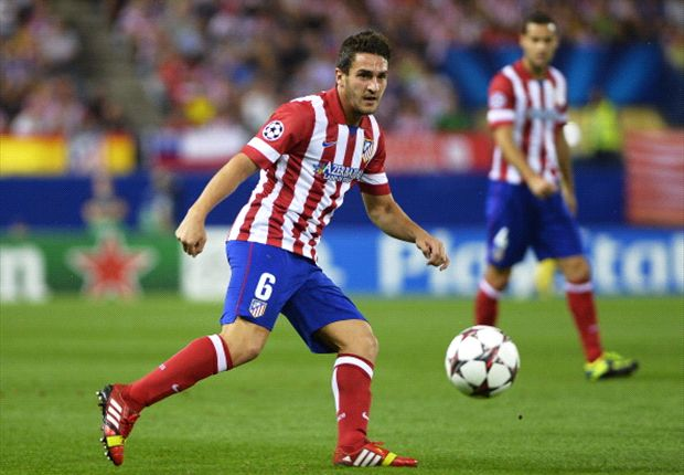Manchester United boss Moyes in Madrid to watch Atletico ace Koke