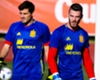 Spain GK role still up for grabs at Euros