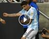 ► El gol de Banega ante Chile
