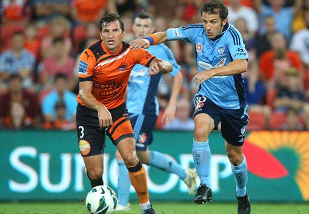 A-League preview: Brisbane Roar v Sydney FC