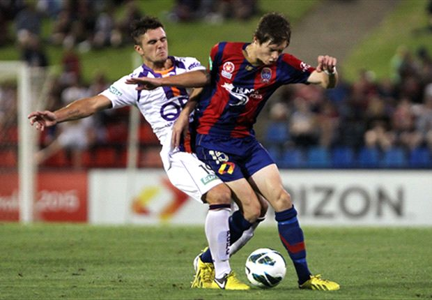 Jets-Glory Preview: Newcastle out to continue Perth's winless run