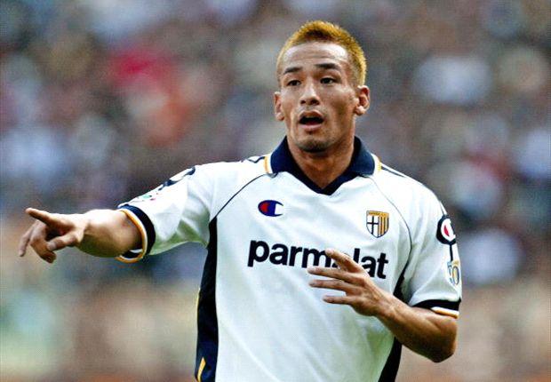 Nakata mengaku sebagai pecinta Serie A.