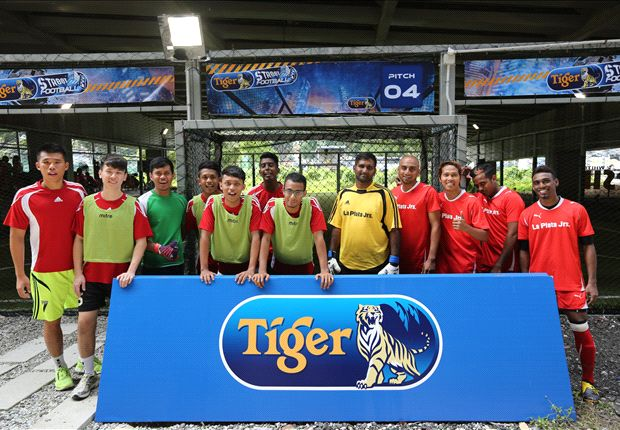 La Plata Jrs are hoping to be the next Tiger Street Football Champions