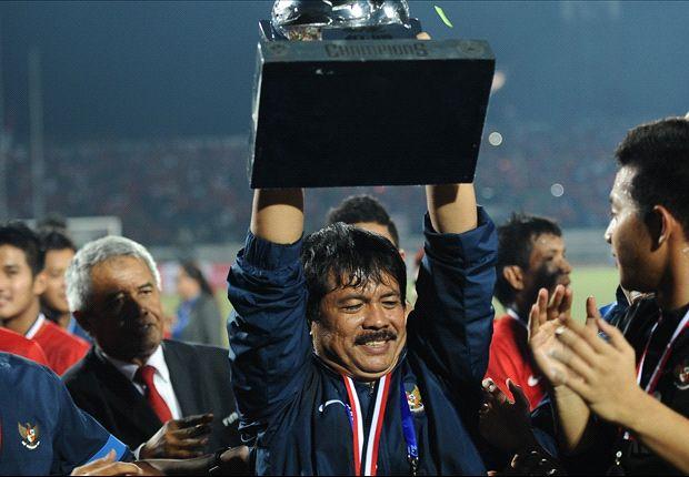 Indra Sjafri menyebut gaya permainan timnas U-19 dengan Pepepa.