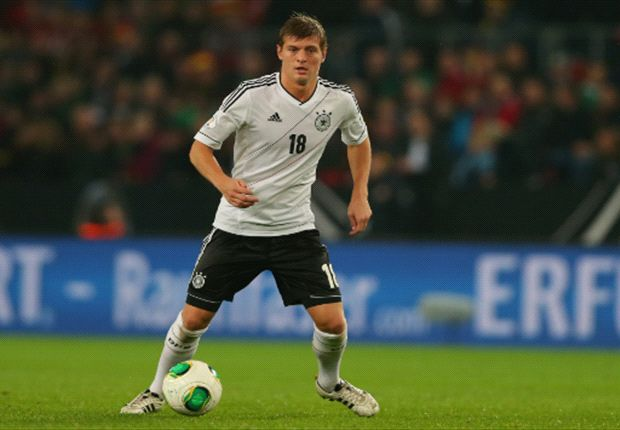 Kroos: I deserve Germany starting berth