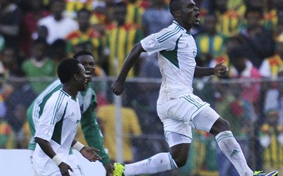 Emmanuel Emenike Ethiopia Nigeria World Cup qualifying 10132013
