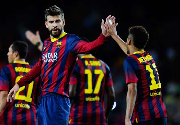 Are Barcelona moving away from Tiki Taka?