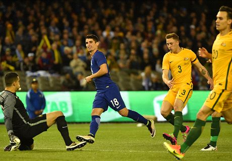 Socceroos properly tested by Greece