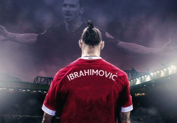 How many goals will Zlatan Ibrahimovic score for Man Utd?
