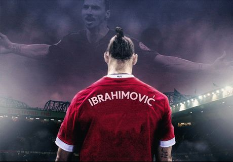 How many will Ibra score for Man Utd?