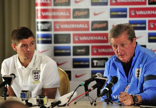 Gerrard: England not considering play-offs