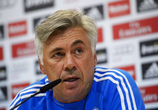 Ancelotti: Bale will play against Malaga