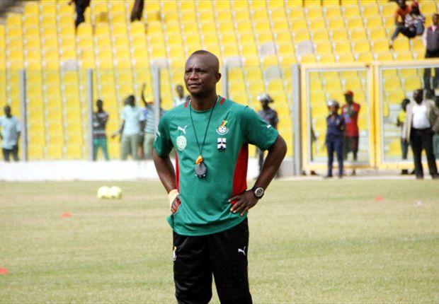 Kwesi Appiah, Ghana coach