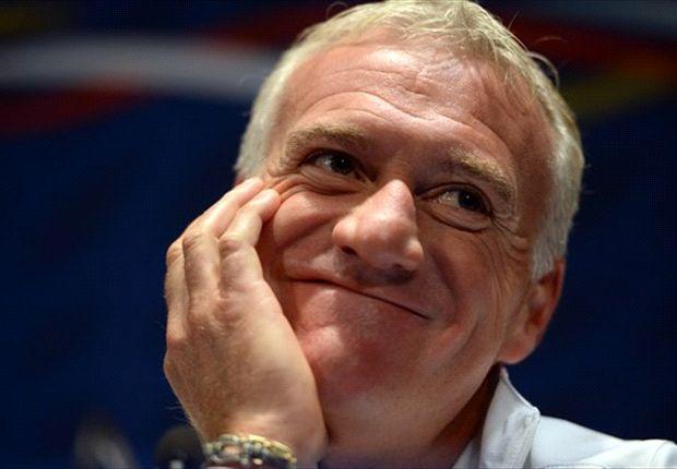 Didier Deschamps: Prancis Harus Ambisius