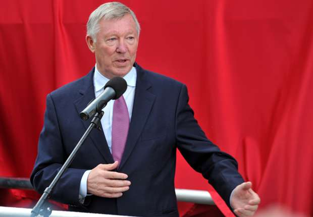 Ferguson remains confident over Manchester United future