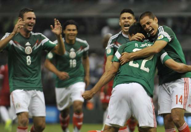 Tom Marshall: Nerve-wracking Tuesday in cards for misfiring Mexico
