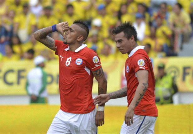 Los chilenos están confíados en la clasificación
