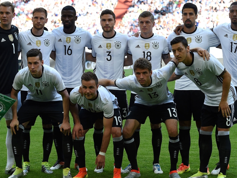 Classement FIFA - L'Allemagne toujours première nation