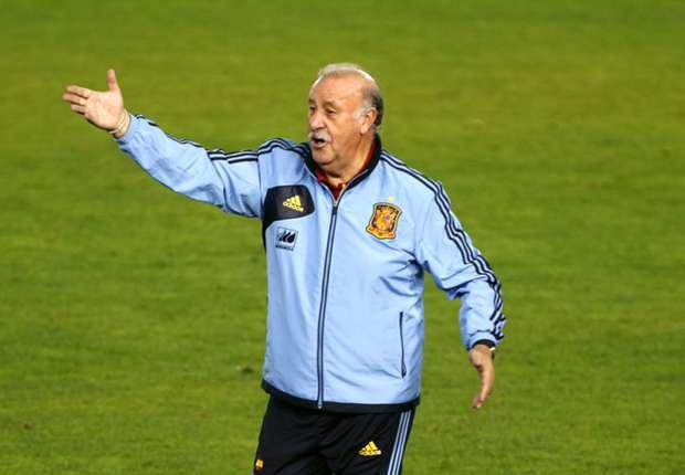 Vicente del Bosque heeft drie fantastische keepers ter beschikking