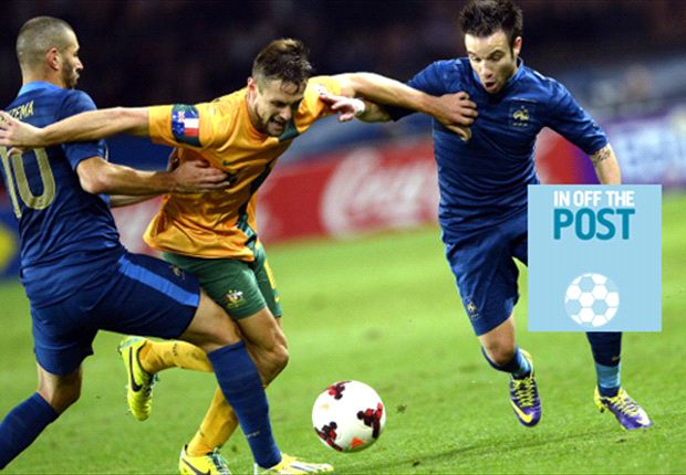 In Off The Post Podcast: The Socceroos' French farce