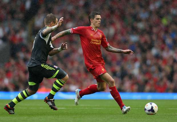 Agger coy on Liverpool future