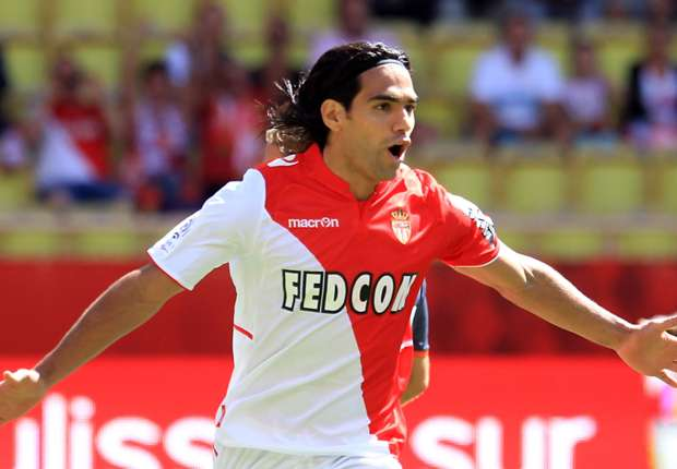 Falcao: Real Madrid? I'm happy at Monaco